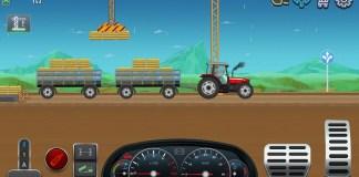 Trucker Real Wheels MOD APK