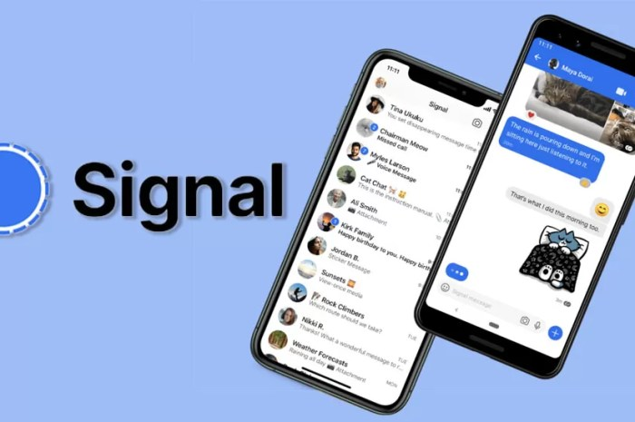 Download Signal Private Messenger Mod For Android