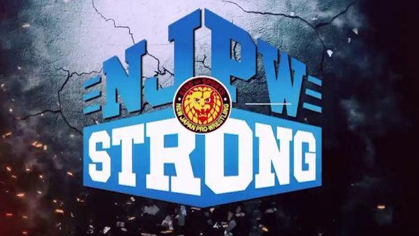 Watch Wrestling NJPW STRONG EP24 1/22/21