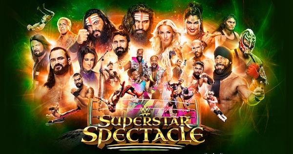 Watch Wrestling WWE Superstar Spectacle 2021 1/26/21