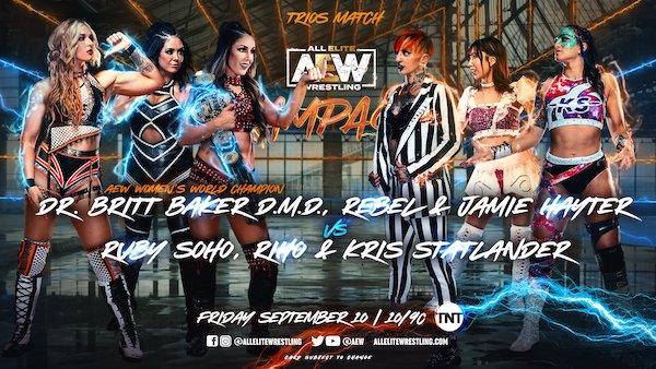 Watch Wrestling AEW Rampage Live 9/10/21