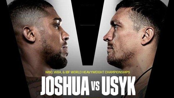 Watch Wrestling Boxing: Joshua vs. Usyk Boxing 9/25/21
