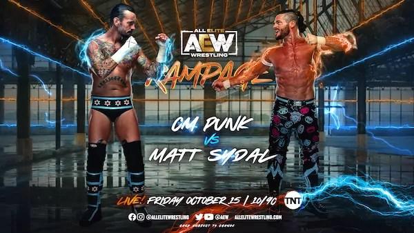 Watch Wrestling AEW Rampage Live 10/15/21