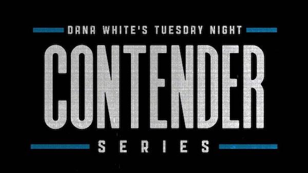 Watch Wrestling Dana White Contender Series S05E06