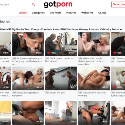 Gotporn - Free Porn Tube Sites