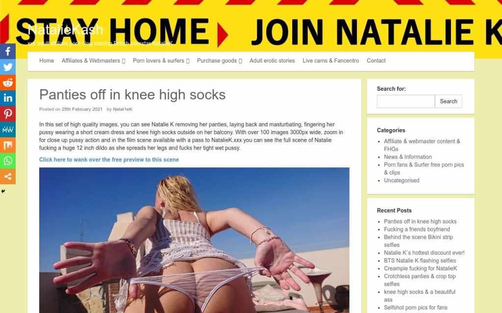 Nataliekash - best Best Porn Blog