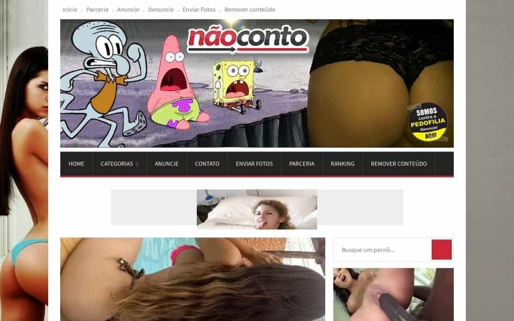 Nao Conto - best Latina Porn Sites