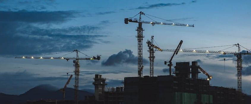 CPACE Construction Cranes