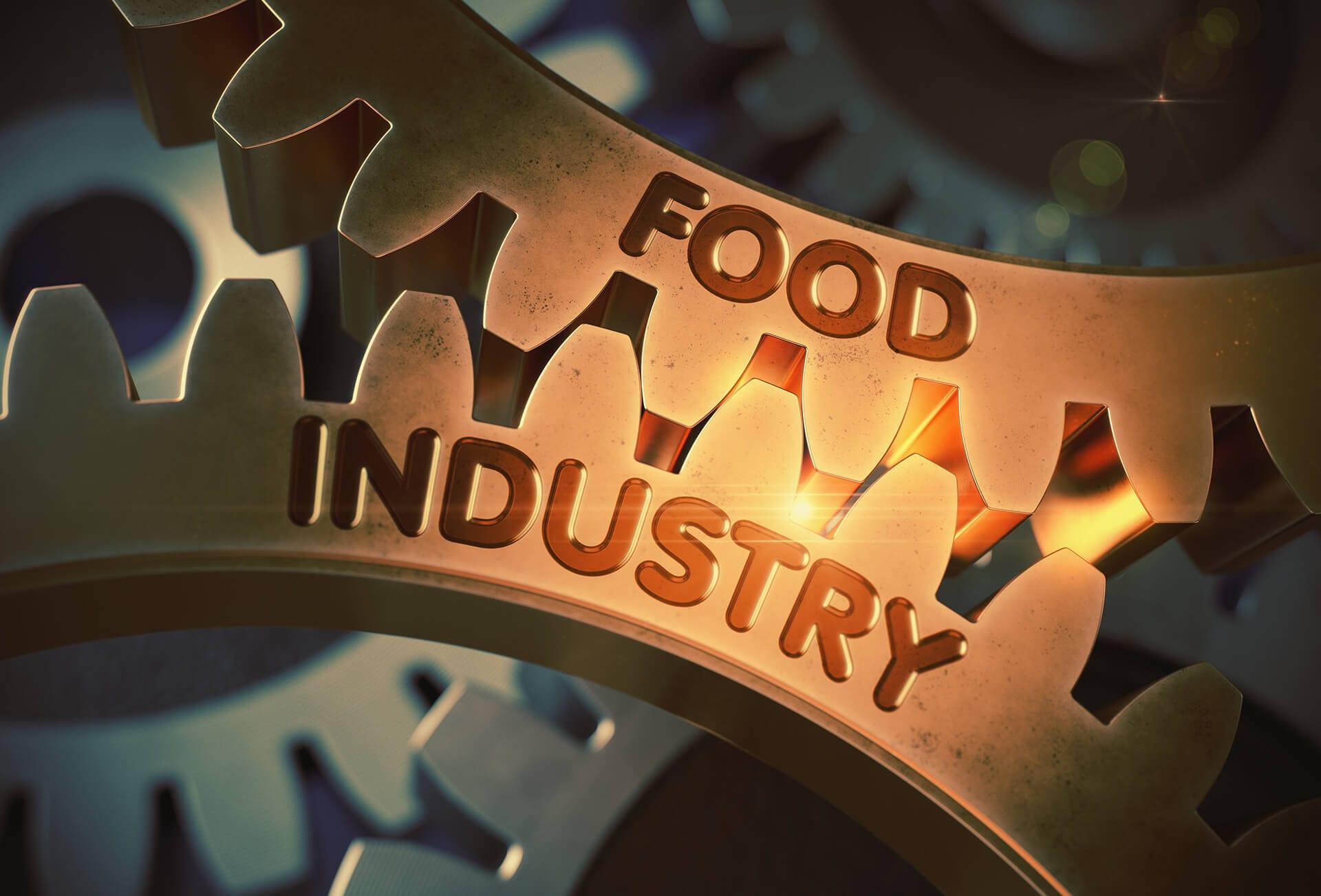 Food Industry Gears