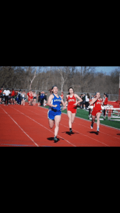 Ally Brown: 100 m