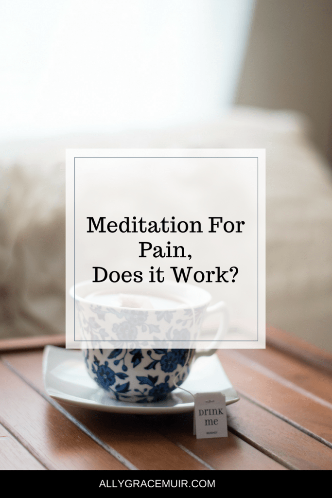 Meditation For Pain, Doe It Work?