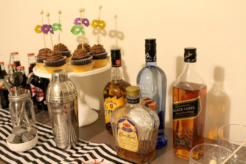 Mardi Gras Whisky Bar