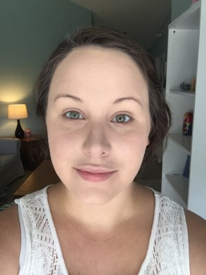 Covering Up Uneven Skin Tone & Pregnancy Mask with Makeup
