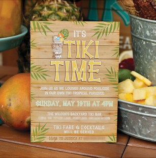 tiki-party-invitation