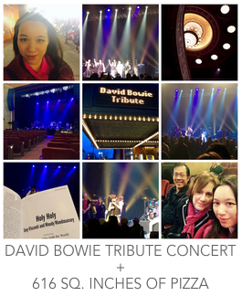 David Bowie Tribute Band
