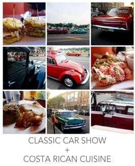 Somerville Cruise NIghts and Costa Rican Food