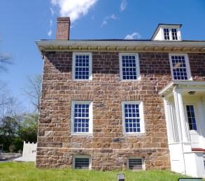 Cornelius Low House Exterior