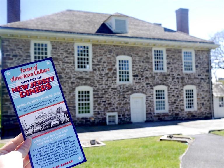 History of NJ Diners Museum Exhibit