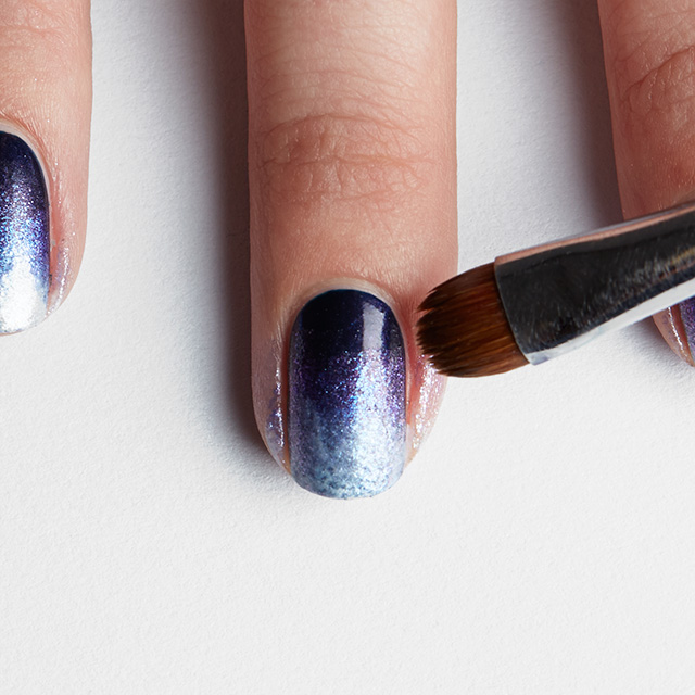 Nail Art Tutorial: Fall into Ombré with Julep Nail Polish