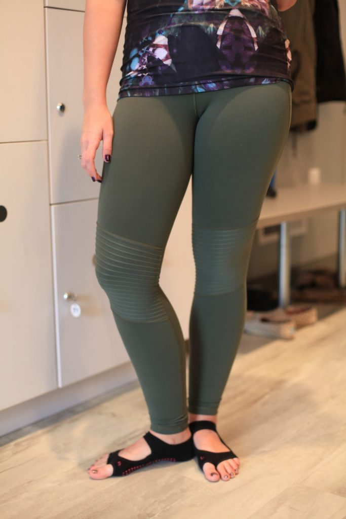 Moto workout pants from CALIA by Carrie Underwood