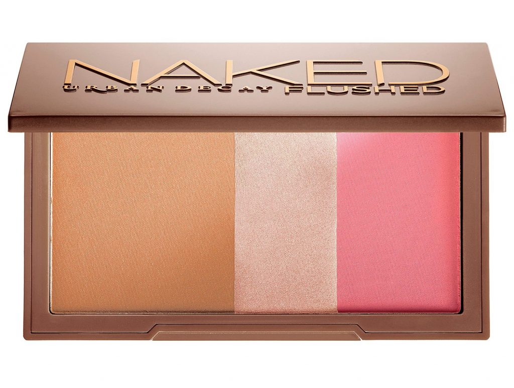 Naked Flushed Face Palette from Urban Decay - $32.00