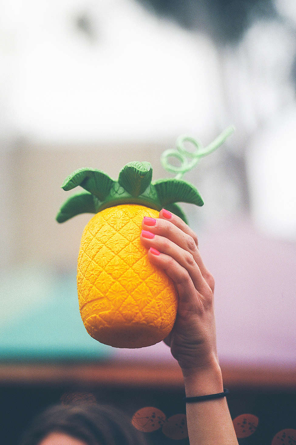Pineapple Cup | Any one of these finds from Urban Outfitters could make your next get summer together the party of the century.