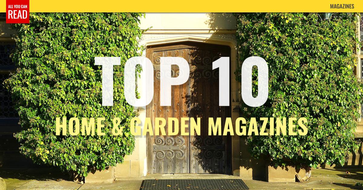 Top Home Magazines