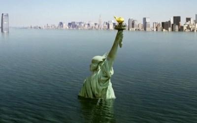 Y subieron las aguas…