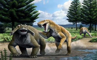 Sinápsidos: Antes que los dinosaurios dominasen la Tierra