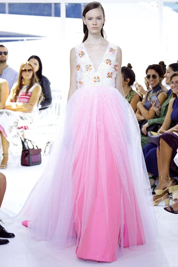 del pozo ha presentado antes de ayer su nueva coleccin de verano en el marco de la semana de la moda de nueva york como ya os comente la semana pasada