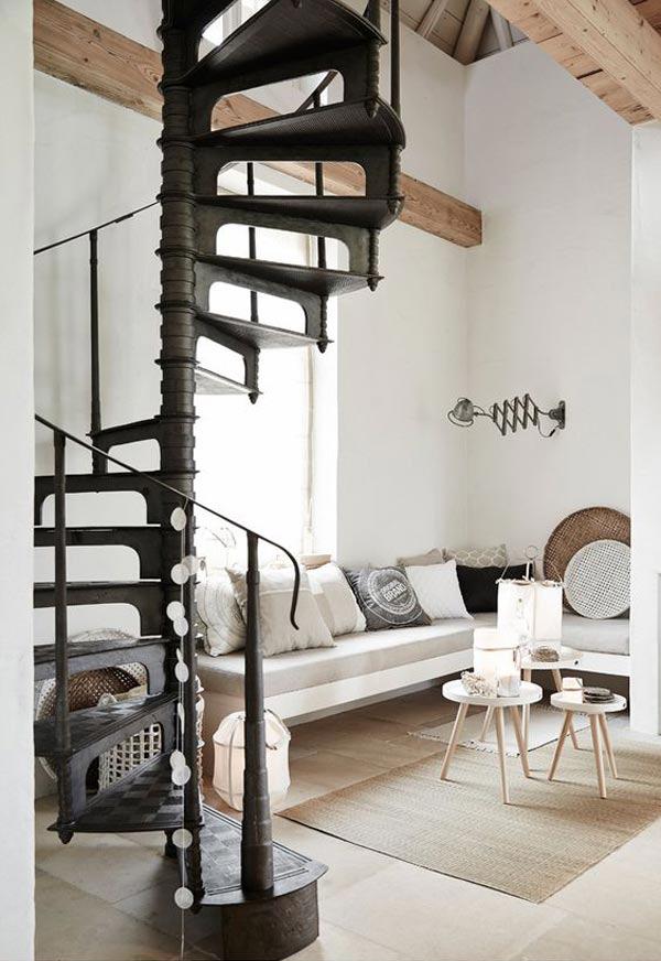 Escalera De Caracol My Cms - Escaleras-de-caracol