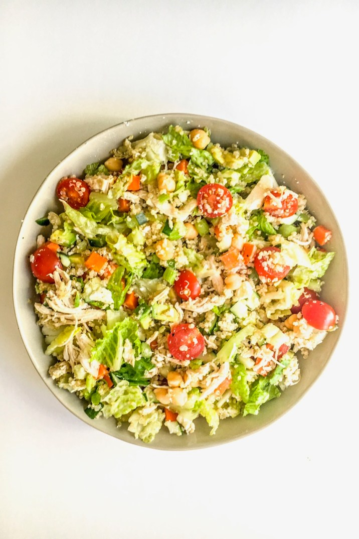 Farmer's Chopped Salad