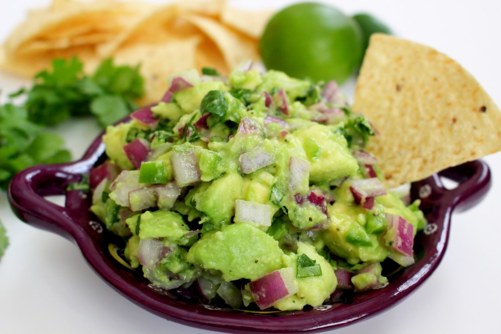 Copycat Chipotle Guacamole Recipe