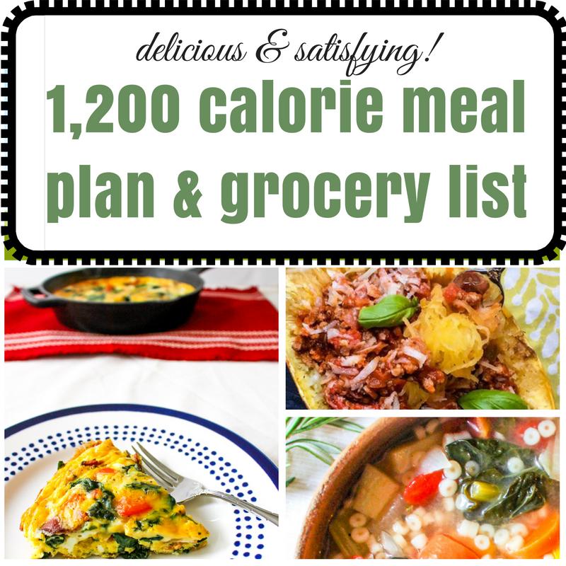 photograph regarding Printable 1200 Calorie Meal Plan named Scrumptious and Enjoyable 1,200 Calorie Dinner Program, Recipes