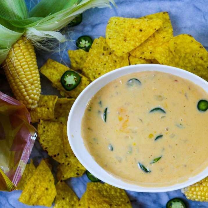 Jalapeño Corn Queso