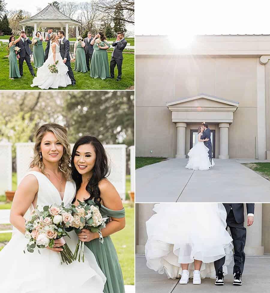 Sioux Falls SD Wedding Photographer