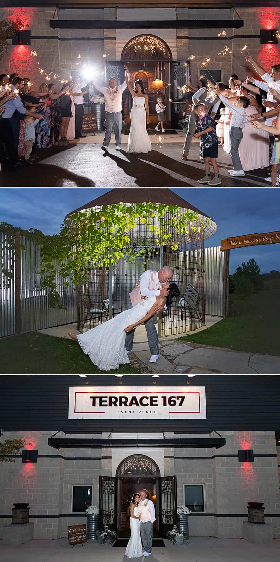 Terrace 167 Wedding in Richfield, Wisconsin