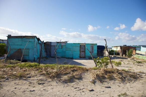 Shanties, South Africa  (c) Allyson Scott