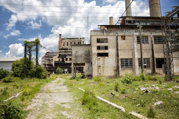 Abandoned Hershey plant