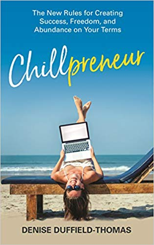 This book rocked my world…I have already recommended it to a few friends who are growing their own business. It's full of great advice and reminders that it's YOUR business…run it how you want.