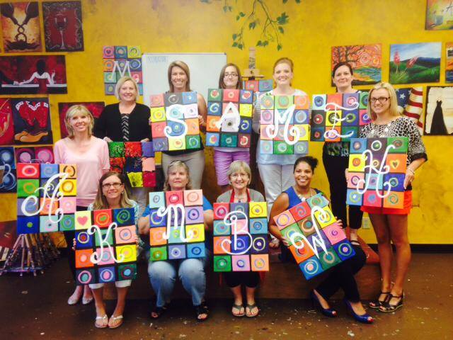 Artists in The Woodlands hold successful fundraiser for Ally's Wish