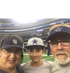 Christine – Dallas Cowboys