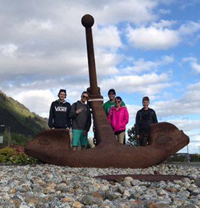 Ronette – Alaskan Cruise – May 2017