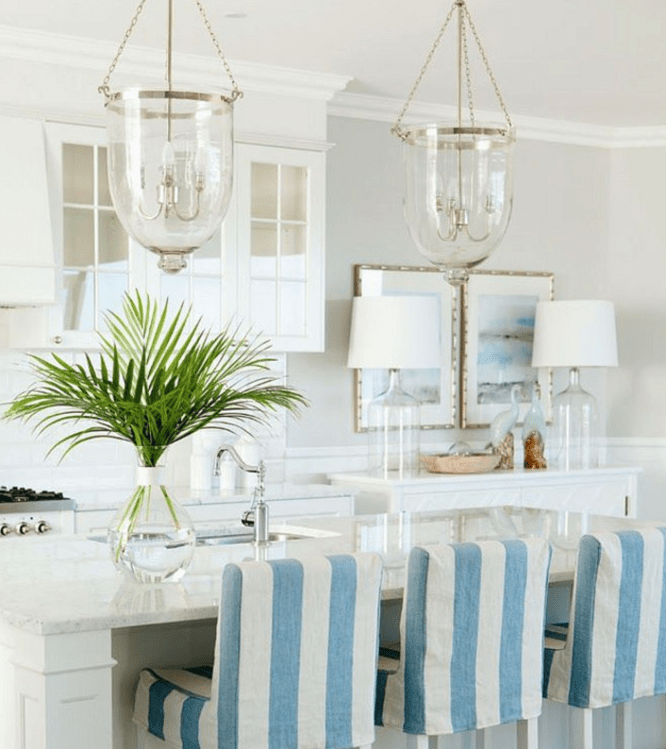 Nautical interior design