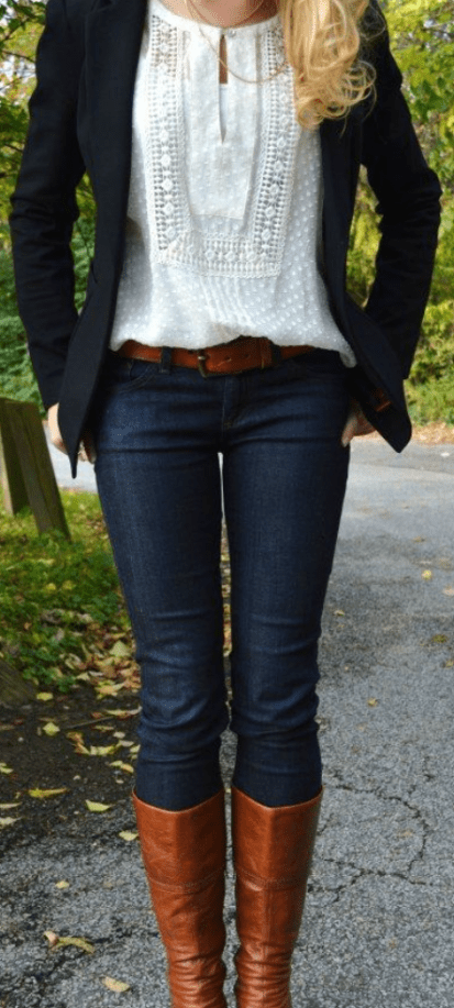 professional fall style