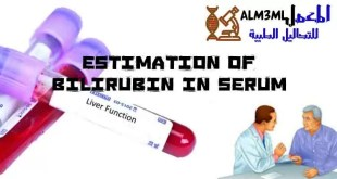 Estimation-of-Bilirubin-in-serum