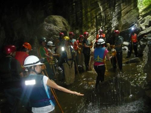 Espeleología en Panamá