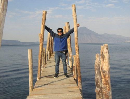 Lago Atitlán Amanecer