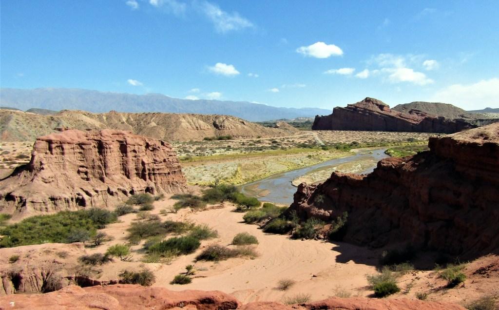 Quebrada de las Conchas alamaaventurera.com