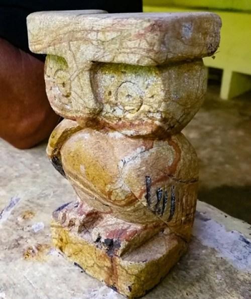 Artesanía de piedra Jabón